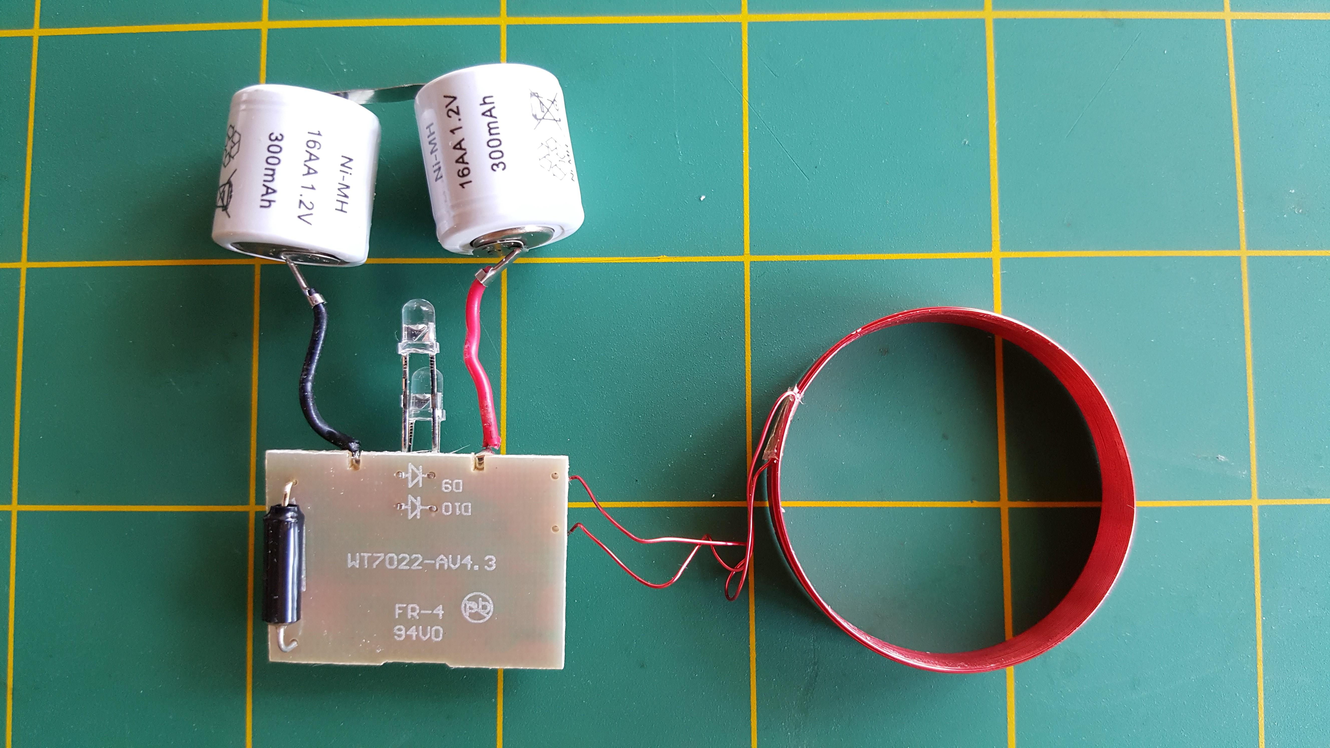 Inductive power on the cheap – Philips Imageo Tea Light Teardown ...
